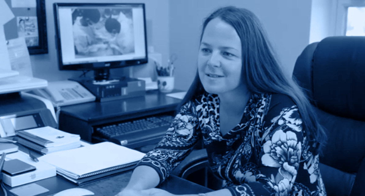 Video Title: Karen Yeates, talking about her international work
